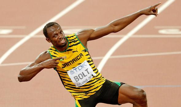 Cuando Corre Usain Bolt en Juegos Olímpicos Río 2016