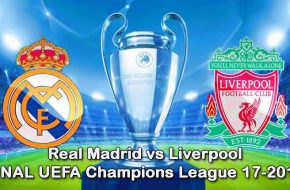 Real Madrid vs Liverpool en vivo y Directo