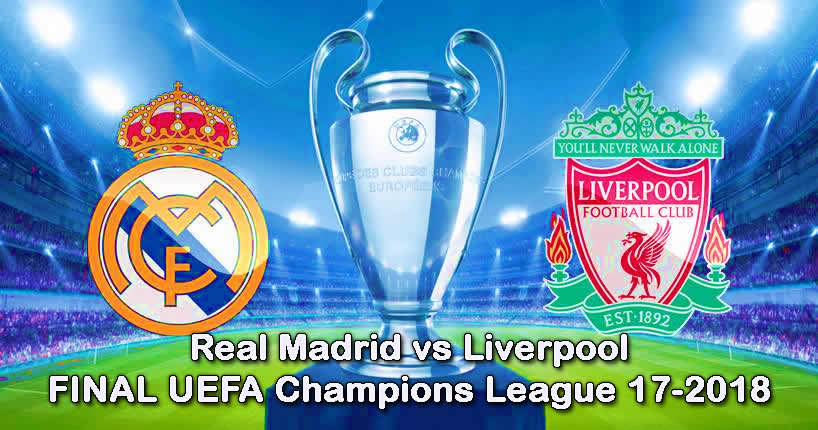 Real Madrid vs Liverpool en vivo