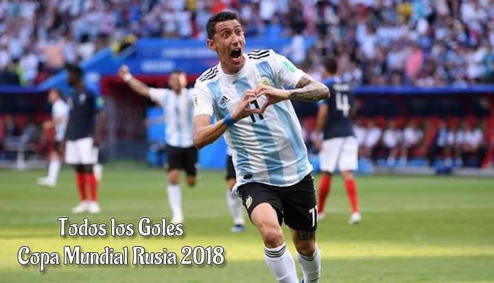 Argentina 3-4 Francia Copa Mundial Rusia 2018