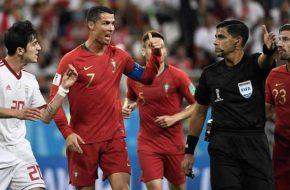 Cristiano Ronaldo Copa Mundial 2018