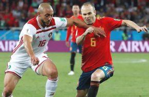 Video: España vs Marruecos 2-2 Goles y Resumen Copa Mundial Rusia 2018 Este Lunes 25 Junio 2018