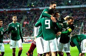 Partidos de México en Copa Mundial Rusia 2018, Fecha, Hora y Canales de Transmisión en vivo