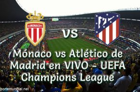 Mónaco vs Atlético de Madrid en VIVO Champions League 2018-19