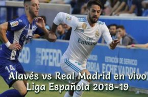 Video Repetición: Alavés 1-0 Real Madrid Goles y Resumen Laliga – Sábado 6 Octubre 2018