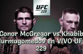Conor McGregor vs Khabib Nurmagomedov en VIVO Online UFC 229 este Sábado 6 Octubre 2018