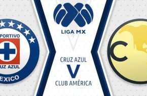Cruz Azul vs América en VIVO Liga MX 2018