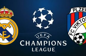 Real Madrid vs Plzen en vivo Champions League 2018-19