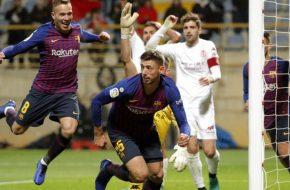 Barcelona vs Cultural Leonesa en vivo