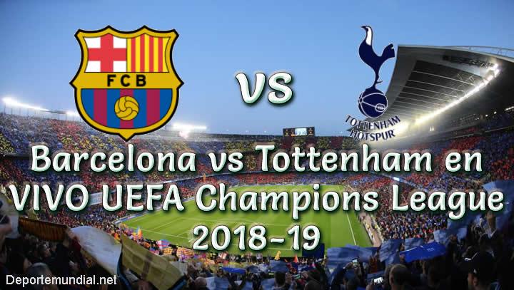 Image Result For Tottenham Vs Barcelona En Vivo Champions League