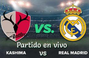 Real Madrid vs. Kashima Antlers en vivo semifinal del Mundial de Clubes 2018