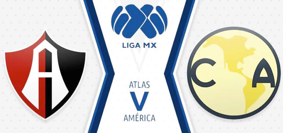 América vs. Atlas en VIVO