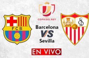 Barcelona vs Sevilla en vivo 2019