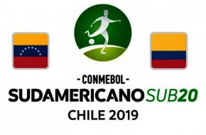Venezuela vs Colombia en VIVO Sub-20 - 2019