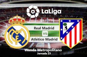 Atlético de Madrid vs Real Madrid en vivo Liga Española 2018-19