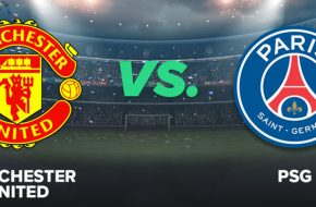 Manchester United vs PSG en VIVO
