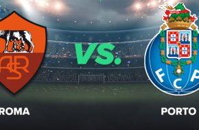 Roma vs Porto en VIVO