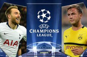 Tottenham vs. Borussia Dortmund en VIVO