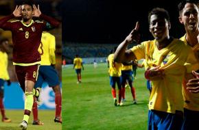 Venezuela vs Ecuador en VIVO y Directo Sudamericano Sub-20