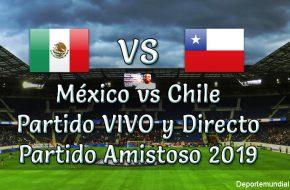 México vs Chile en VIVO Sudamericano Sub-20