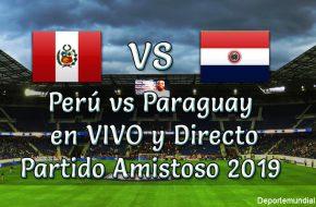 Perú vs Paraguay en VIVO Sudamericano Sub-20