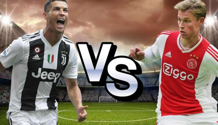 Ajax vs Juventus en VIVO Champions League