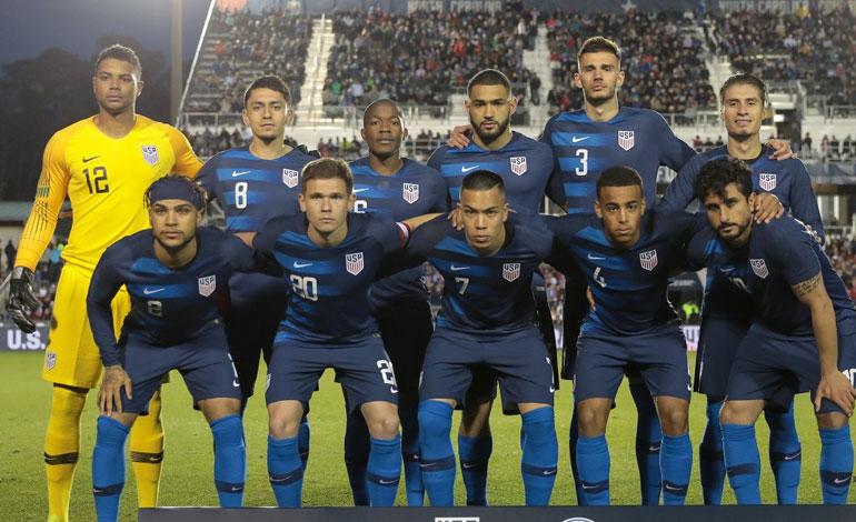 Selección Estados Unidos