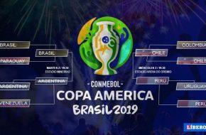 Semifinal Copa América 2019