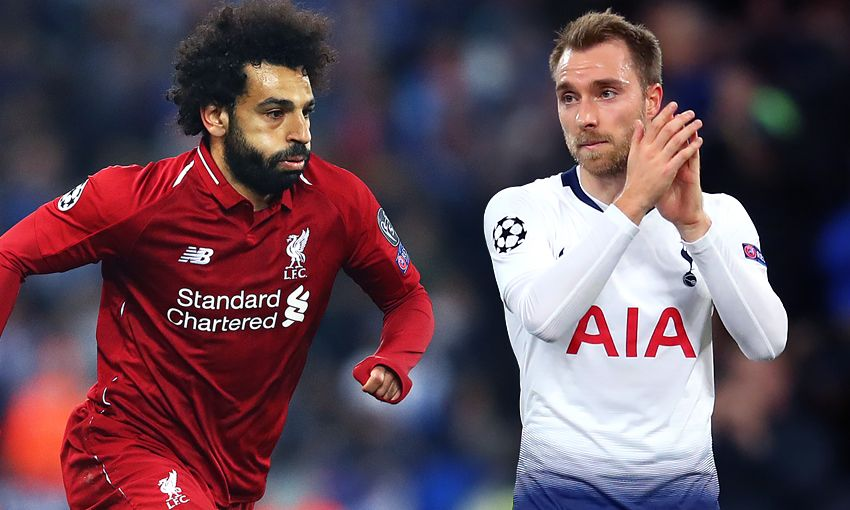 Tottenham vs Liverpool en vivo