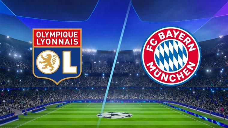 Lyon vs Bayern Múnich en VIVO